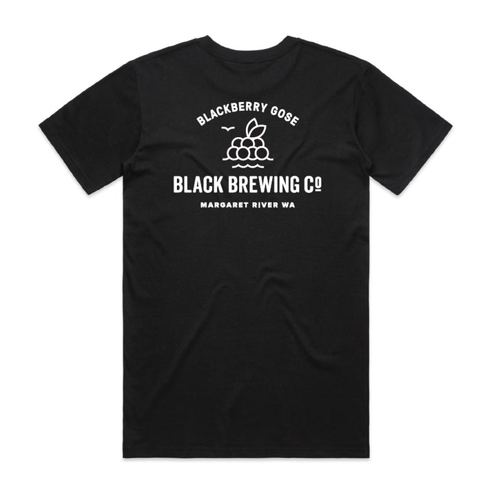 Blackberry Gose T-Shirt - Black