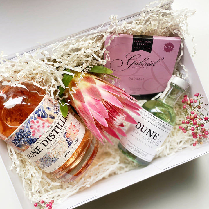 GIFT BOX - Dune Distilling Limited Edition Mother's Day Pink Gin