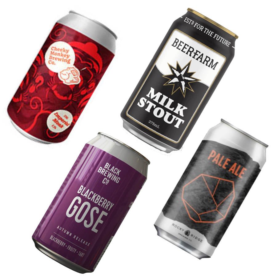 South West Brews Mixed Pack
