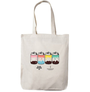 Icecream Beer Can Tote Bag
