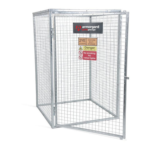 Gorilla GGC6 Folding Gas Storage Cage