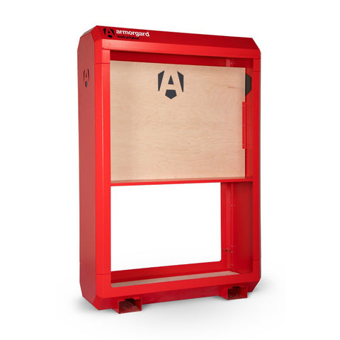 InstructaHut IH4 All-In-One Noticeboard, Meeting Point and Emergency Station