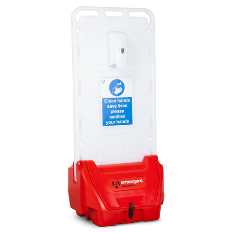 Sanistation S20 Mobile Hand Sanitising Station