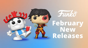 [NEW FUNKO RELEASES] on 17 Feb 2021