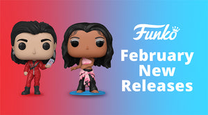 [NEW FUNKO RELEASES] on 26 Feb 2021