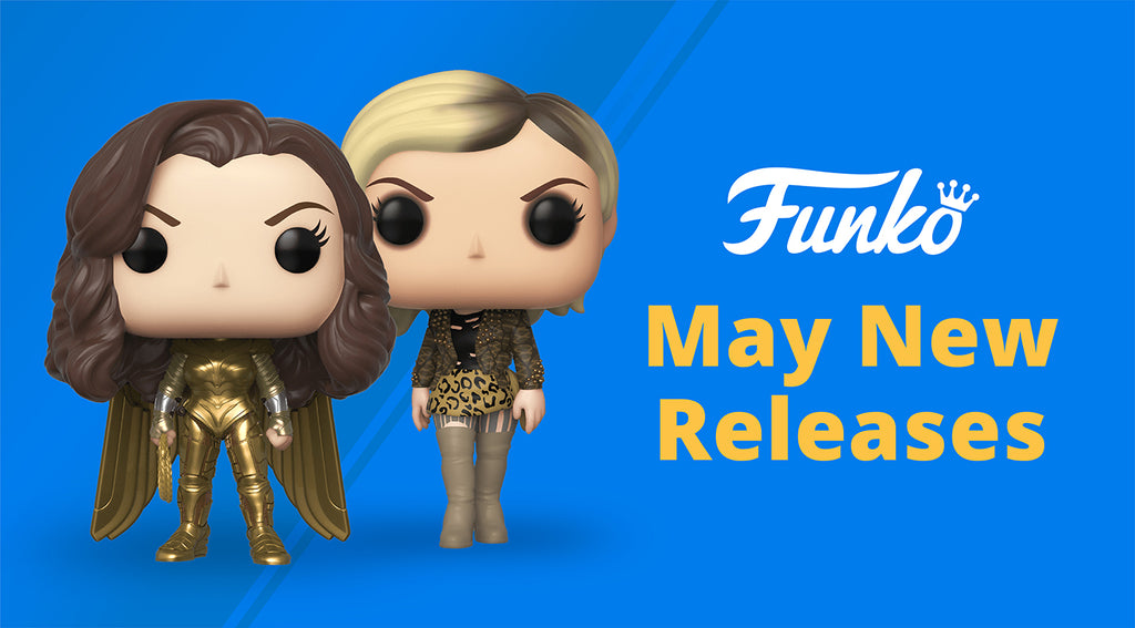 [FUNKO NEW RELEASES] 4 May 2020