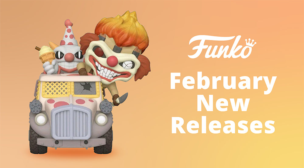 [NEW FUNKO RELEASES] on 9 Feb 2021