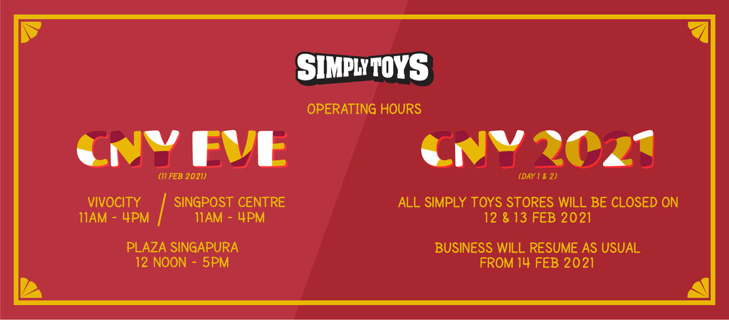 [CNY 2021 Retail Operating Hours]