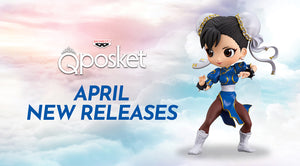 [Q POSKET NEW RELEASES] April 2020