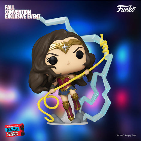 Funko Fall Convention 2020 Exclusives