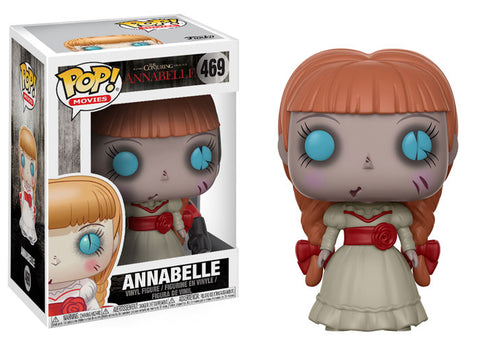 Funko Pop! Movies - The Conjuring #469 - Annabelle - Simply Toys