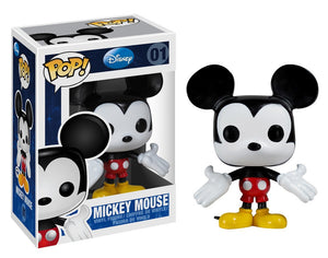 Funko Pop! Animation - Disney #01 - Mickey Mouse - Simply Toys