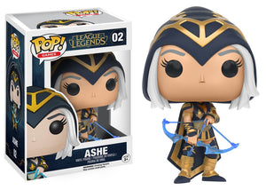 Funko Pop! Games - League of Legends #02 - Ashe - Simply Toys