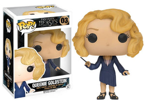 Funko Pop! Movies - Fantastic Beasts and Where to Find Them #03 - Queenie Goldstein - Simply Toys