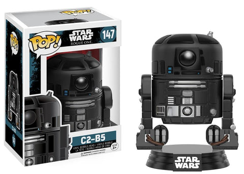 Funko Pop! Movies - Rogue One: A Star Wars Story #147 - C2-B5 - Simply Toys