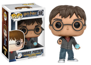 Funko Pop! Movies - Harry Potter #32 - Harry Potter (with Prophecy) - Simply Toys
