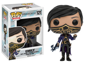 Funko Pop! Games - Dishonored 2 #121 - Emily - Simply Toys