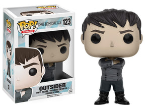 Funko Pop! Games - Dishonored 2 #123 - Outsider - Simply Toys