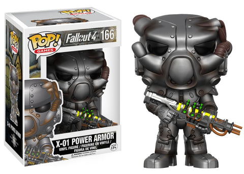 Funko Pop! Games - Fallout 4 #166 - X-01 Power Armor - Simply Toys