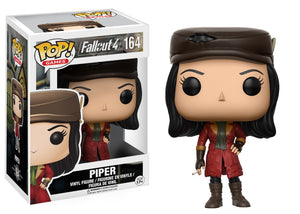Funko Pop! Games - Fallout 4 #164 - Piper - Simply Toys