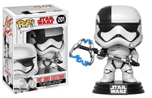 Funko Pop! Movies - Star Wars: Episode VIII - The Last Jedi #201 - First Order Executioner - Simply Toys