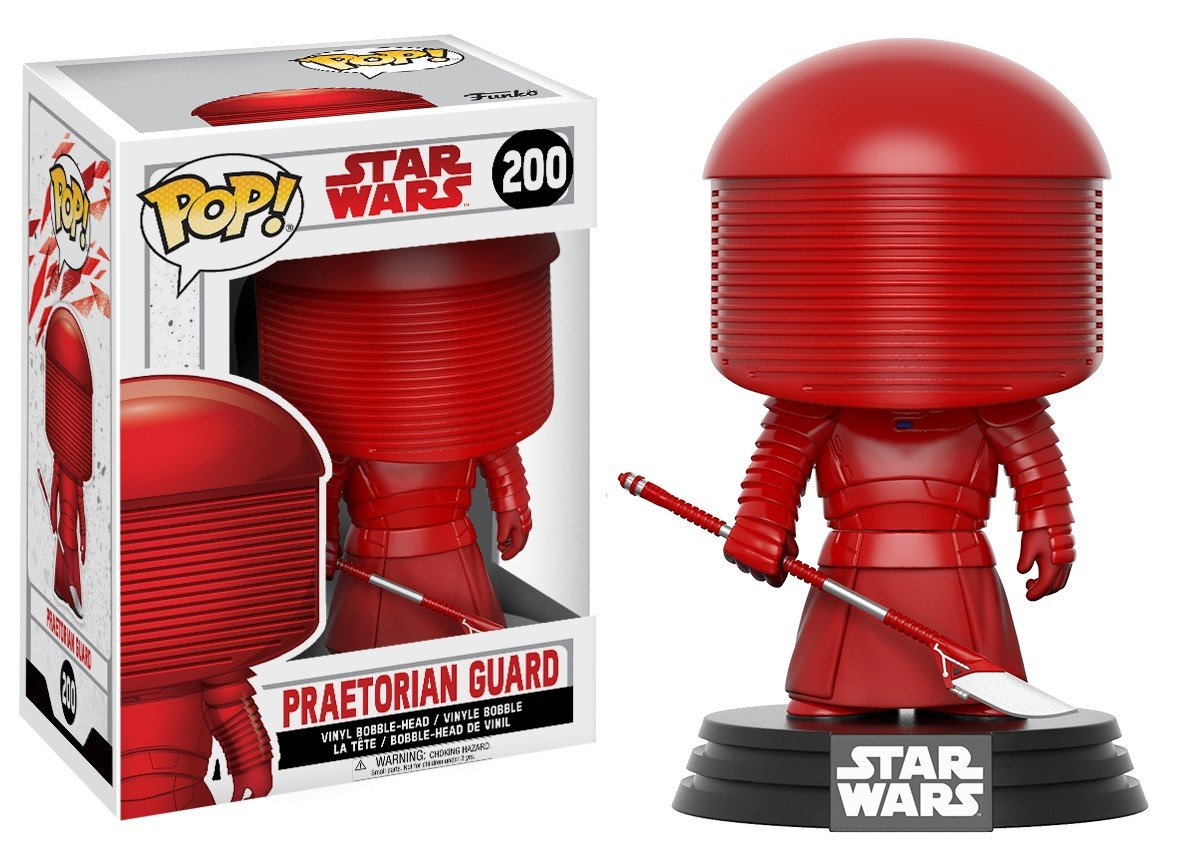 Funko Pop! Movies - Star Wars: Episode VIII - The Last Jedi #200 - Praetorian Guard - Simply Toys