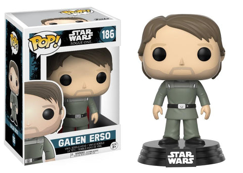 Funko Pop! Movies - Rogue One: A Star Wars Story #186 - Galen Erso - Simply Toys