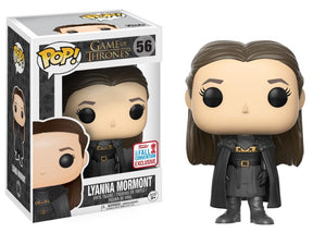 Funko Pop! Television - Game of Thrones #56 - Lyanna Mormont (Exclusive) - Simply Toys