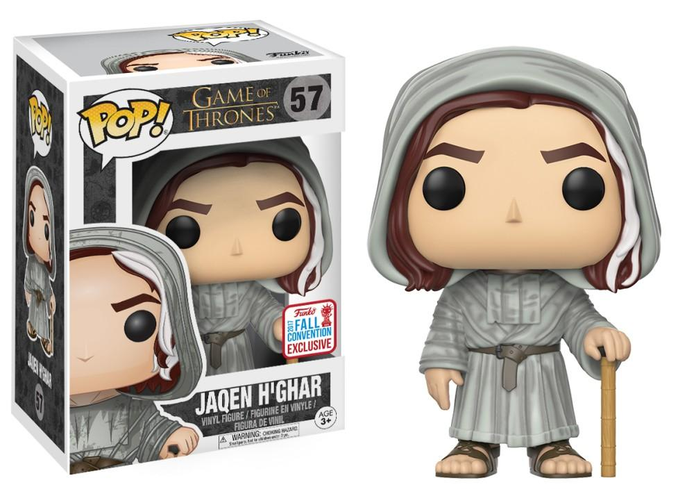 Funko Pop! Television - Game of Thrones #57 - Jaqen H'Ghar (Exclusive) - Simply Toys