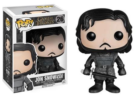 Funko Pop! Television - Game of Thrones #26 - Jon Snow (Castle Black) - Simply Toys