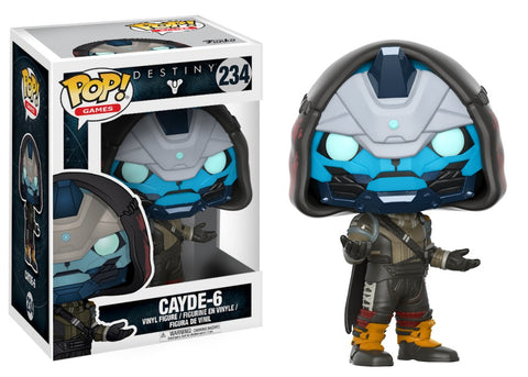 Funko Pop! Games - Destiny #234 - Cayde-6 - Simply Toys