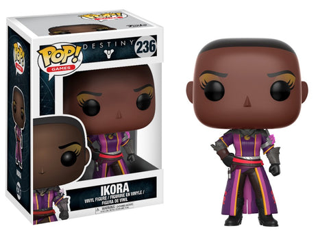 Funko Pop! Games - Destiny #236 - Ikora - Simply Toys