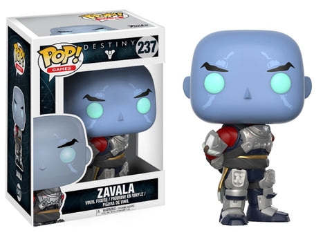 Funko Pop! Games - Destiny #237 - Zavala - Simply Toys