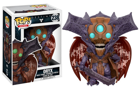 Funko Pop! Games - Destiny #238 - Oryx - Simply Toys