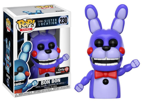 Funko Pop! Games - Five Nights at Freddy's Sister Location #230 - Bon Bon (Exclusive) - Simply Toys