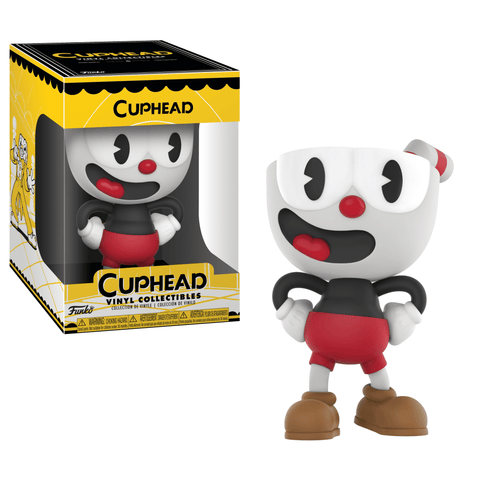 Funko Vinyl Collectibles - Cuphead - Cuphead - Simply Toys