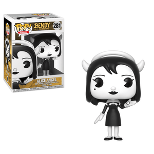 Funko Pop! Games - Bendy and the Ink Machine #281 - Alice Angel - Simply Toys