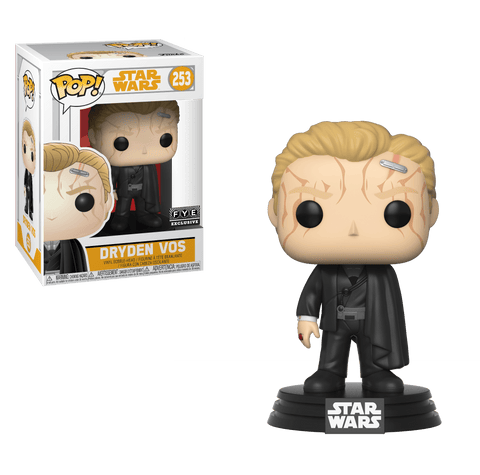 Funko Pop! Movies - Solo: A Star Wars Story #253 - Dryden Vos (Exclusive) - Simply Toys