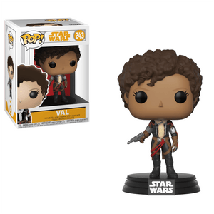 Funko Pop! Movies - Solo: A Star Wars Story #243 - Val - Simply Toys