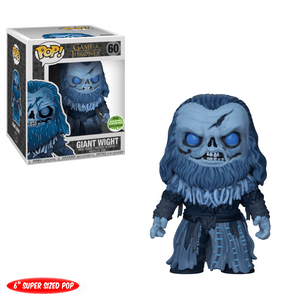 Funko Pop! Television - Game of Thrones #60 - Giant Wight (6 inch) (Exclusive) - Simply Toys