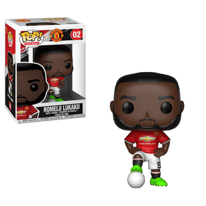 Funko Pop! Sports - Football: Manchester United #02 - Romelu Lukaku *VAULTED* - Simply Toys