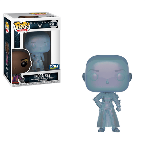 Funko Pop! Games - Destiny #236 - Ikora Rey (Exclusive) - Simply Toys