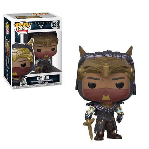 Funko Pop! Games - Destiny #339 - Osiris - Simply Toys