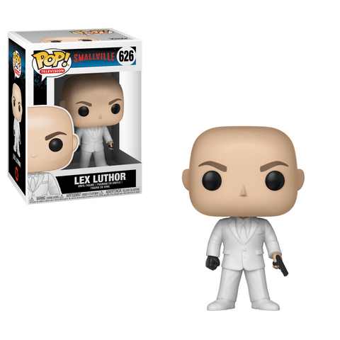 Funko Pop! Television - Smallville #626 - Lex Luthor *VAULTED* - Simply Toys