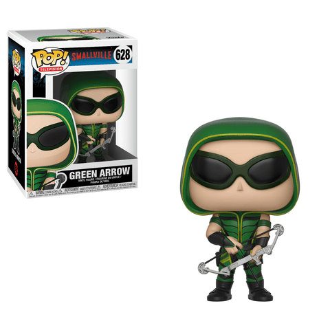 Funko Pop! Television - Smallville #628 - Green Arrow *VAULTED* - Simply Toys
