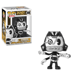 Funko Pop! Games - Bendy and the Ink Machine #388 - Striker - Simply Toys