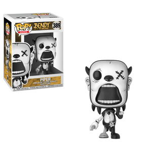 Funko Pop! Games - Bendy and the Ink Machine #389 - Piper - Simply Toys