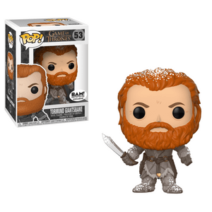 Funko Pop! Television - Game of Thrones #53 - Tormund Giantsbane (Snow Covered) (Exclusive) - Simply Toys