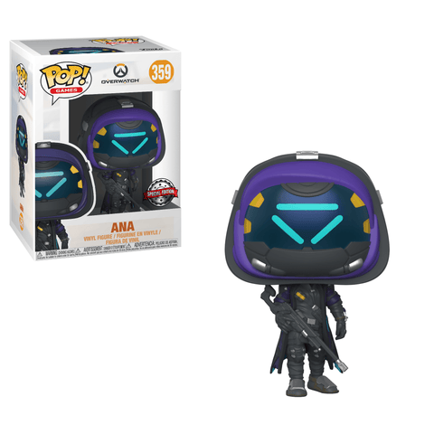 Funko Pop! Games - Overwatch #359 - Ana (Shrike) (Exclusive) - Simply Toys