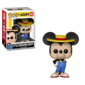 Funko Pop! Animation - Mickey The True Original 90 Years #432 - Little Whirlwind Mickey (Fall Convention 2018 Exclusive) - Simply Toys